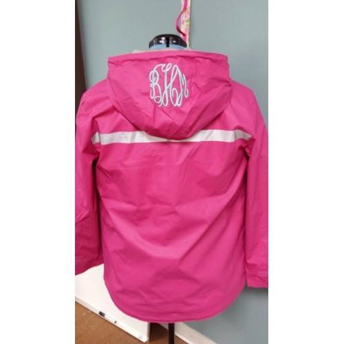 Charles River Rain Jacket | Personalized Women&39s Rain Coat