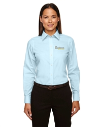 Devon & Jones Ladies' Crown Collection™ Solid Broadcloth