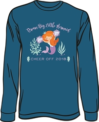 Cheer Off 2018 Event Long Sleeve T-Shirt