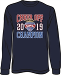 Cheer Off 2019 Champ Long Sleeve T-Shirt