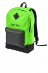 Personalized Retro Backpack