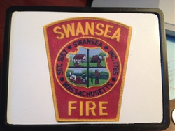 Custom Hitch Cover Police, Fire, or EMS