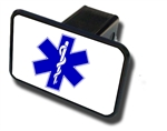 EMS Hitch Cover with Star of Life