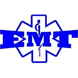 EMT Star of Life Decal