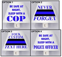 Law Enforcement Nightlights