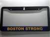 Boston Strong License Plate Frame