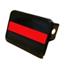 Firefighter Thin Red Line Hitch Cover
