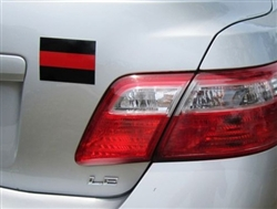 Thin Red Line Magnet