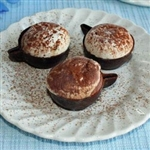 Chocolate Tiramisu Cups