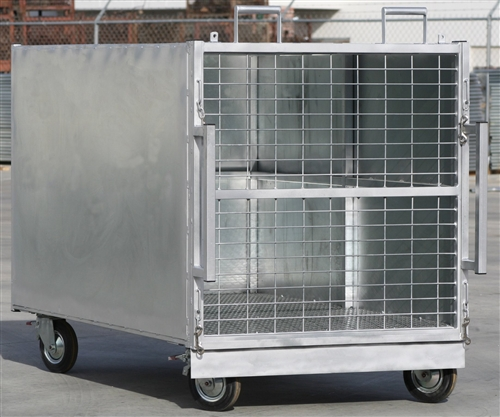 Transport Cages Solid Exotic Animal Transport Cage