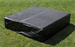 High quality Action Factory vinyl and mesh 10' x 10' stunt pit cover.