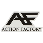 Action Factory Logo Sticker