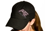 Action Factory Black Pink Women's Hat