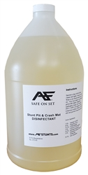 AF Stunt Pit & Crash Mat Vinyl Disinfectant