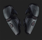 TLD Elbow Guards Youth Gray