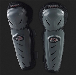 TLD Knee Guards Youth Gray