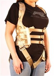 Women's Jerk Vest / Full Body Harness [RENTAL]