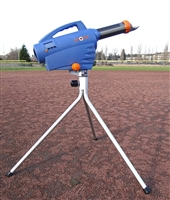 Pitching Machine With Tall Tripod ZS740