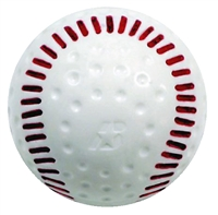 Pitching Machine Batting Practice Balls seamed Dimple