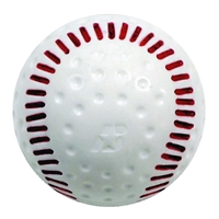 Lightweight Pitching Machine Batting Practice Balls seamed Dimple