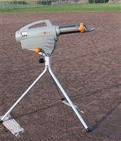 Pitching Machine With Tall Tripod Portable ZS720