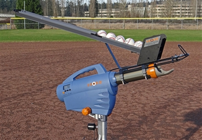 Solo Pitching Machine AL Autoloader Feeder