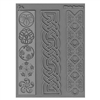 Ethnic Borders Texture Stamp