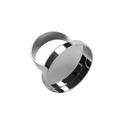 Round Ring - Silver