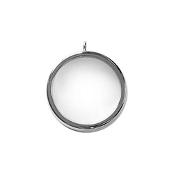 Looking Glass Bezel - Silver