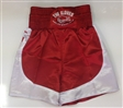 The Gloves Boxing Shorts Red
