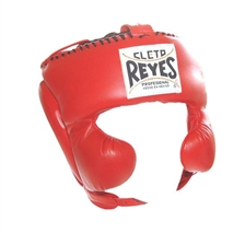 CLETO REYES HEADGUARD WITH CHEEK PROTECTORS