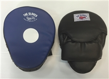 The Gloves Blue Black PVC Pads