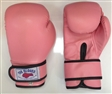 PVC Kids Gloves Pink
