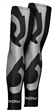 Bad Boy Sphere Compression Sleeves - Black/Grey