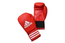 adidas Performer Boxing Gloves - Red/White