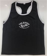 The Gloves Boxing Vest Black