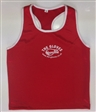 The Gloves Boxing Vest Red