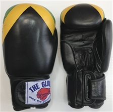 Jamaican Flag Gloves