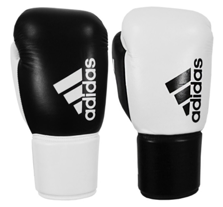 Adidas Hybrid 200 Pro Lace Boxing Gloves