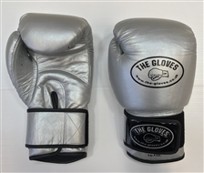 The Gloves CR Sparring Gloves Silver