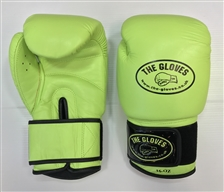 The Gloves CR Sparring Gloves Yellow