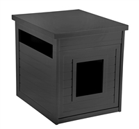 Arena Kitty Litter Box and Accent Table