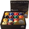 Aramith Belgian Billiard Ball Set