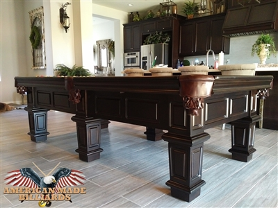 Contemporary Eisenhower Presidential Pool Tables
