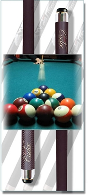Jump Break Pool Cue