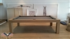 Modern Oak Pool Tables