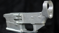 Unique Firearm Solutions white 80% Lower Receiver