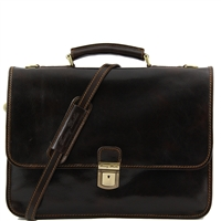 Tuscany Leather Torino BriefcaseTL10029
