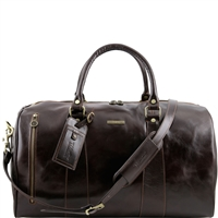 Tuscany Leather TL141217 TL Voyager - Dark Brown
