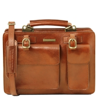 Tuscany Leather TL141269 Ladies Leather Business Bag